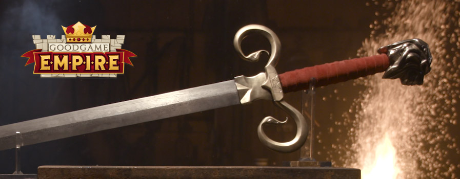 Fury's Blade - a real sword