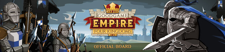 Empire Four Kingdoms Forum